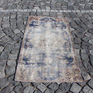 2.5 ft. x 4.7 ft. Vintage Turkish Rug TR04856 Image 1