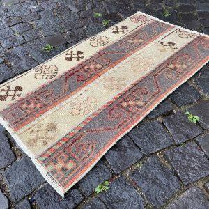 1.7 ft. x 3 ft. Vintage Patchwork Rug TR19754 Image 1