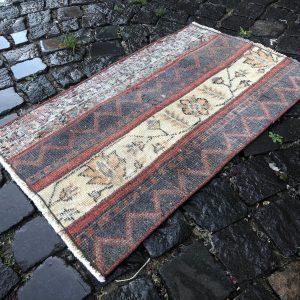 1.6 ft. x 2.6 ft. Vintage Patchwork Rug TR19844 Image 1