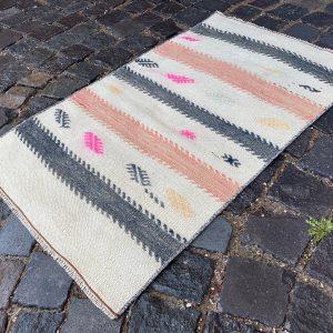 1.9 ft. x 3.1 ft. Vintage Kilim Rug TR52452 Image 1