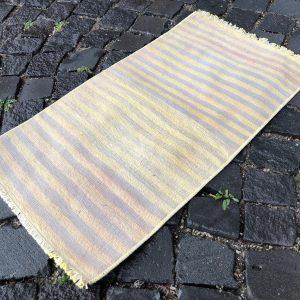 1.4 ft. x 2.6 ft. Vintage Kilim Rug TR52612 Image 1