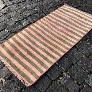 1.5 ft. x 3.1 ft. Vintage Kilim Rug TR52622 Image 1