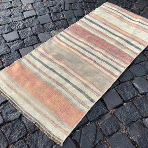 1.8 ft. x 4 ft. Vintage Kilim Rug TR52822 Image 1