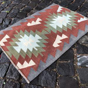 1.9 ft. x 2.6 ft. Vintage Kilim Rug TR52912 Image 1