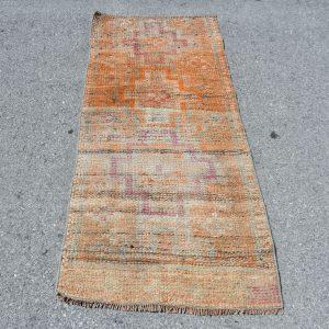 2.4 ft. x 5.6 ft. Vintage Turkish Rug TR06736 Image 1