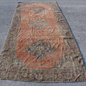 5 ft. x 10.8 ft. Vintage Turkish Rug TR13026 Image 1