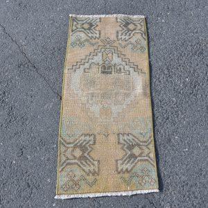 1.2 ft. x 2.7 ft. Vintage Turkish Rug TR13926 Image 1