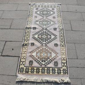 2.4 ft. x 5.7 ft. Vintage Turkish Rug TR14646 Image 1