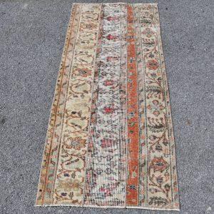 2.2 ft. x 5.1 ft. Vintage Patchwork Rug TR20274 Image 1