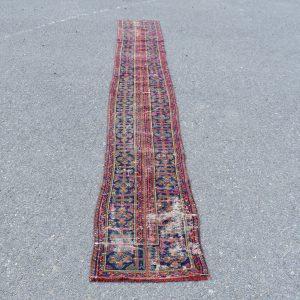 1.6 ft. x 11.1 ft. Vintage Patchwork Rug TR20364 Image 1