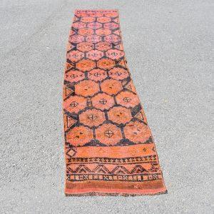 1.9 ft. x 9 ft. Vintage Turkish Rug TR16586 Image 1