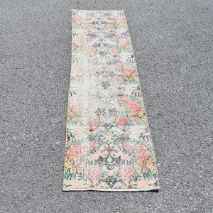 1.6 ft. x 5.9 ft. Vintage Turkish Rug TR17536 Image 1