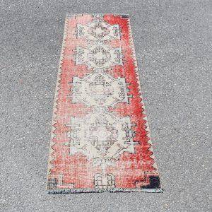 1.9 ft. x 6.4 ft. Vintage Turkish Rug TR18686 Image 1