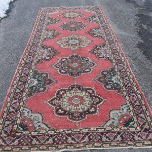 4.8 ft. x 12.9 ft. Vintage Turkish Rug TR23746 Image 1